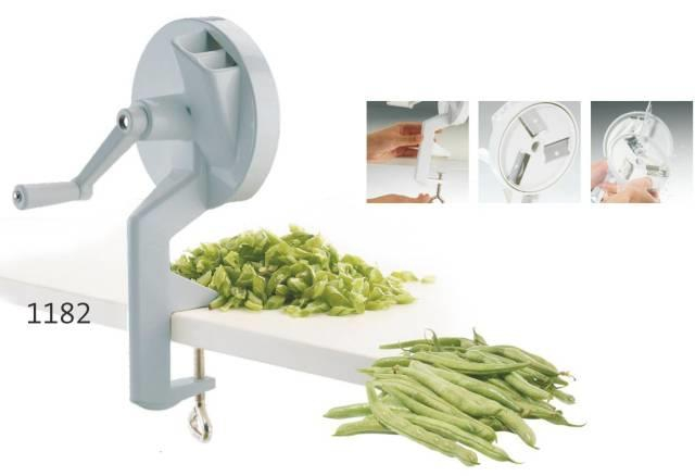 maschine um bohnen zu schneiden bohnenschnippler 27 06. Black Bedroom Furniture Sets. Home Design Ideas