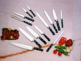 Messer und Scheren