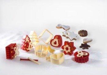 Linzer-Keksausstechformen Mini