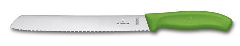 Victorinox Brotmesser Swiss Classic -farbig- Grün