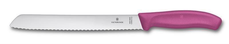 Victorinox Brotmesser Swiss Classic -farbig- Pink