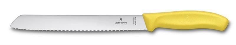 Victorinox Brotmesser Swiss Classic -farbig- Gelb