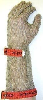 Euroflex-Stechschutzhandschuh mit Kunststoffband und 19...