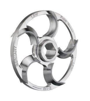 Sichel - Ringmesser, 5 Flügel., UNGER, Typ D
