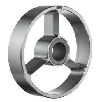 Buchse für Stützkreuz - Typ E