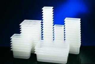 GN-Deckel 1/2 aus Polypropylen