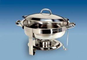 Chafing-Dish rund, Modell CARLA