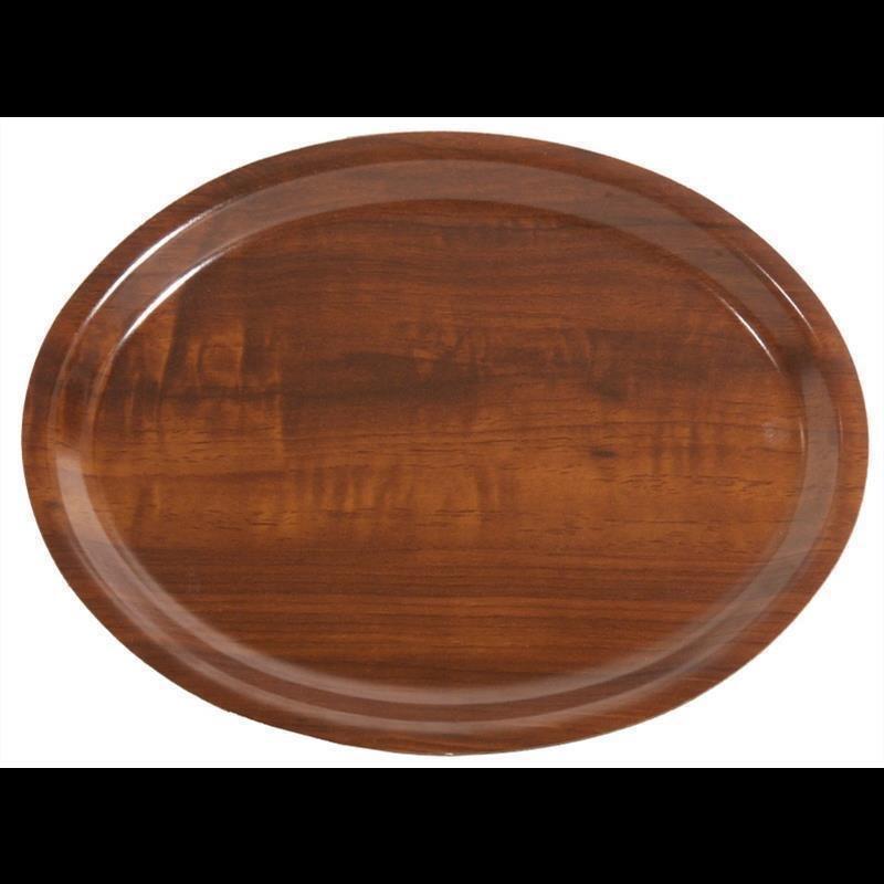 Ovales Tablett