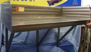 Wandtisch, Lagerauflösung