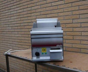 Griddleplatte gerillt der Firma MBM, Gebraucht
