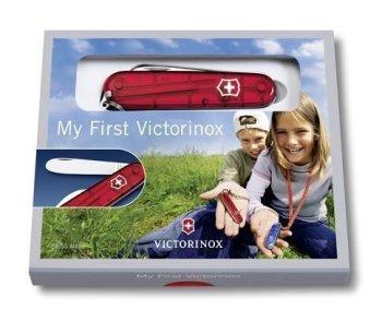 Taschenmesser My first Victorinox im Set