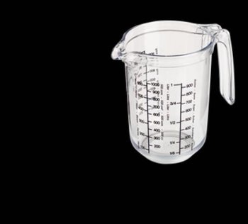 Measuring jug Gerda
