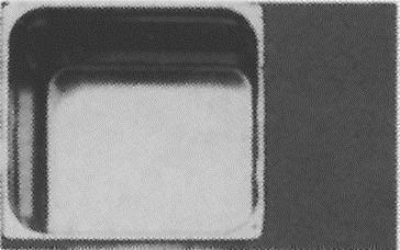 GN-Behälter 2/3 20 mm -- Schale