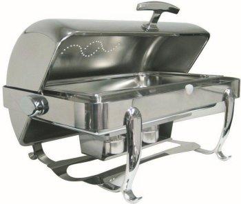 Rolltop-Chafing Dish -Royal-