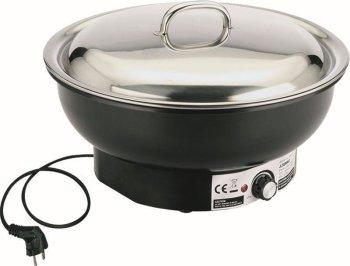 Elektro-Chafing Dish -ECO- rund