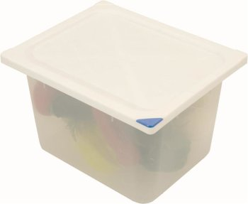1/4 Polypropylen - Gastronormbehälter