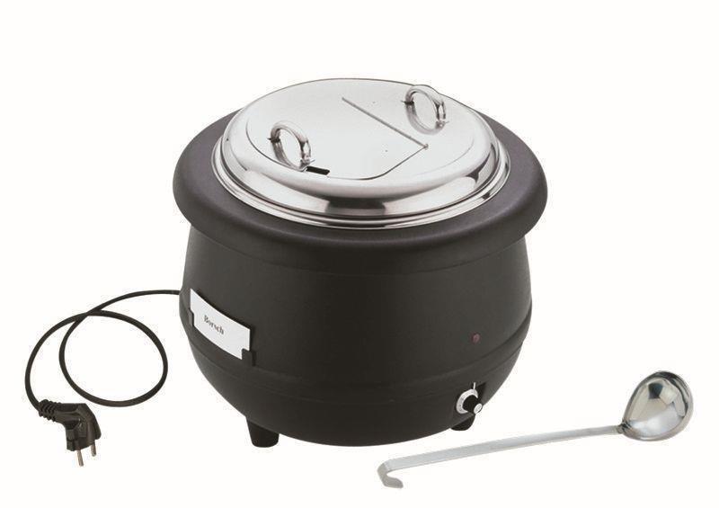 APS - Assheuer & Pott Gmbh & Co. KG Elektrischer Suppentopf Set