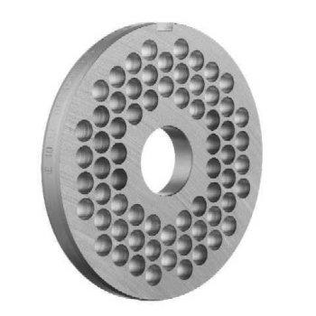 Lochscheiben UNGER, Typ D 7,8 mm aus INOX