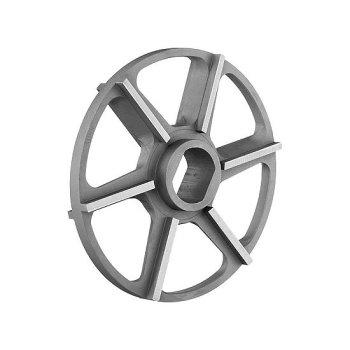 Ring-Kreuzmesser doppelt, 6 Flügel, UNGER, Typ U