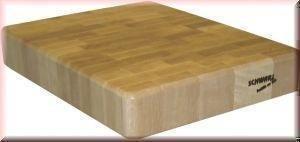 Tranchierblock -Blockhöhe 10 -15 cm-
