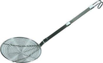 Frittierlöffel Ø 16 cm -- Stiellänge 40 cm