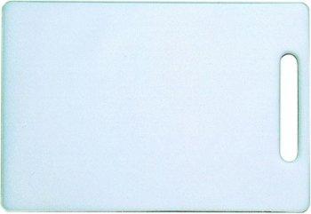 Schneidbrett Polyethylen weiß