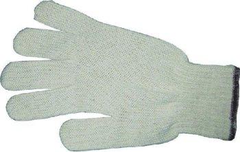 Strickhandschuh - grob gestrickt mit Bund