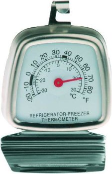 Kühlraum-Thermometer,-30°C bis +30°C