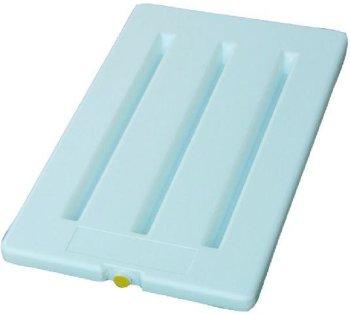 Kühlplatte - Kunststoff - grau - GN 1/1