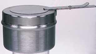 Brennpastenbehälter,CNS