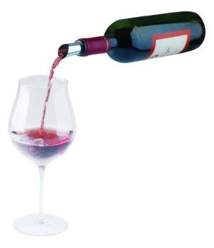 Weinausgießer Safety