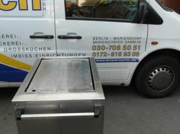 Tablettstapler ,Tablettabräumwagen Euronorm oder GN