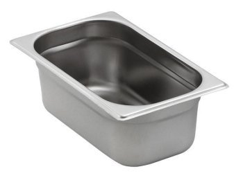 GN-Behälter 1/4 - 200 mm (5,5 Liter)