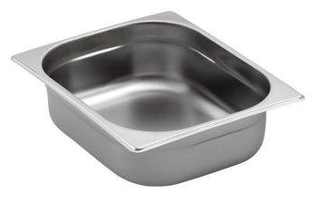 GN-Behälter 1/2 - 55 mm (3,2 Liter)