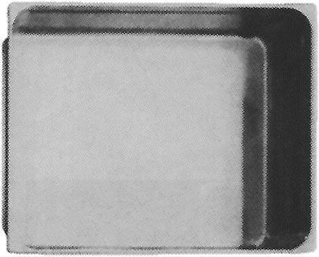 GN-Behälter 2/1 20mm -- Schale