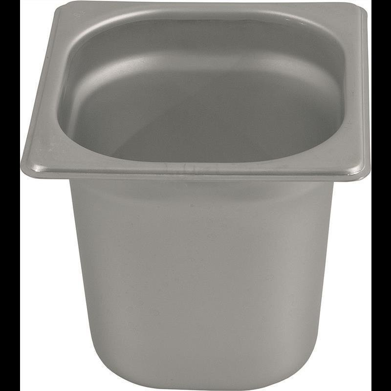 GN-Behälter 1/6 65 mm -- 1,0 l