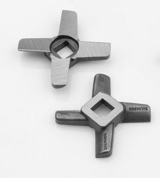 Kreuzmesser 4 flgl. ENTERPRISE, Typ 22, INOX PREISBRECHER