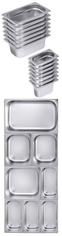 GN-Behälter 1/1 65 mm -- 9,0 l