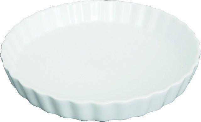Tortenform - rund geriffelt Ř 26 cm / Höhe 3,8 cm
