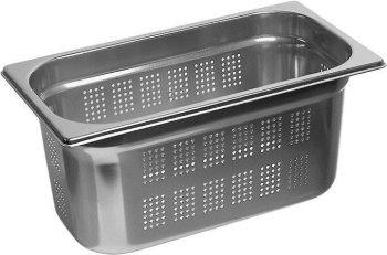 Gastronormbehälter 1/2  gelocht Tiefe 100mm / Inhalt...