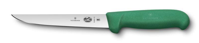 Victorinox HACCP Ausbeinmesser, gerade breite Klinge Grün