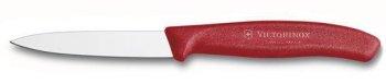 Gemüsemesser Swiss Classic, 8 cm Rot
