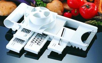 Vegetable slicer 6 in 1