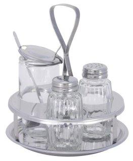 Menage Salz/Pfeffer/Senf